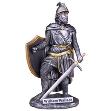 Load image into Gallery viewer, William Wallace (Set Of 6) Medieval Figurine Small