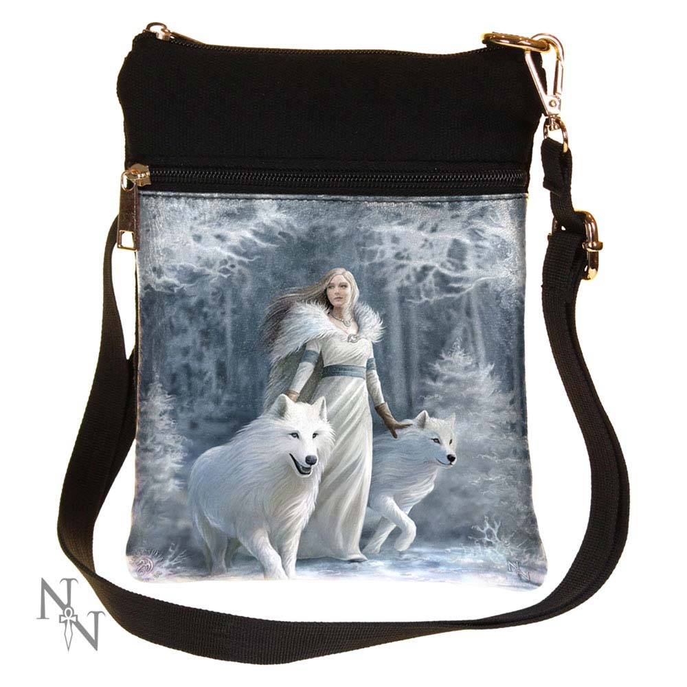 Winter Guardians (As) Shoulder Bag 23cm Wolves Bag