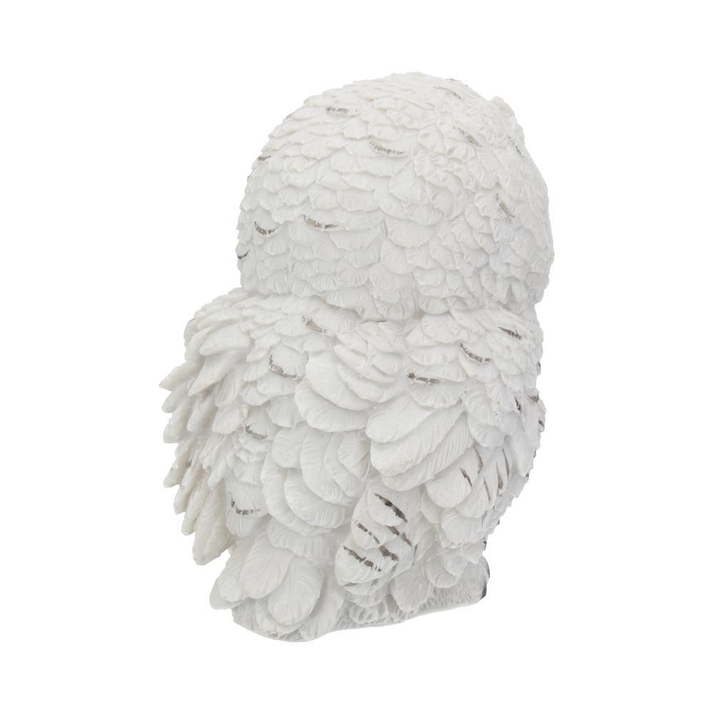 Winters Wisdom 19cm Owl Figurine Medium