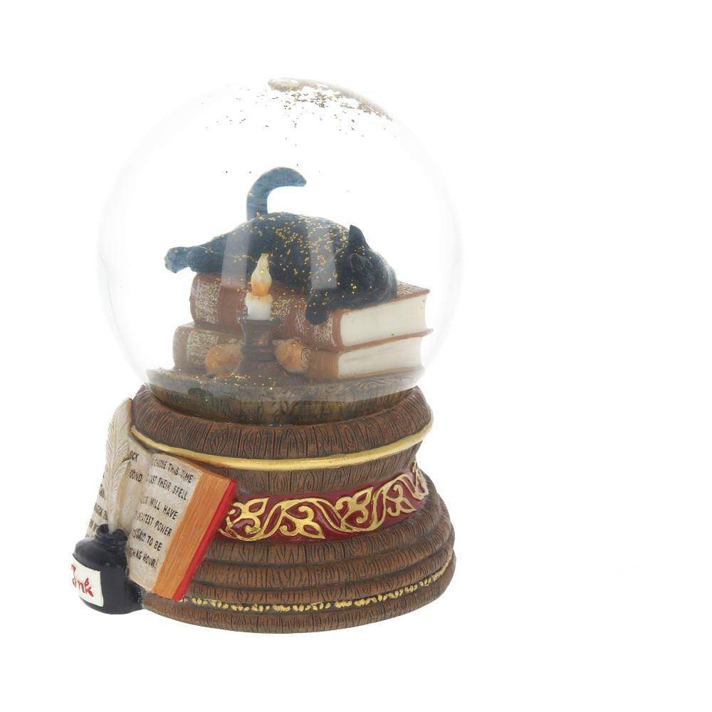 Witching Hour Snowglobe (Lp) 11cm Cat Snowglobe