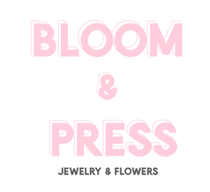 Bloom & Press Jewelry