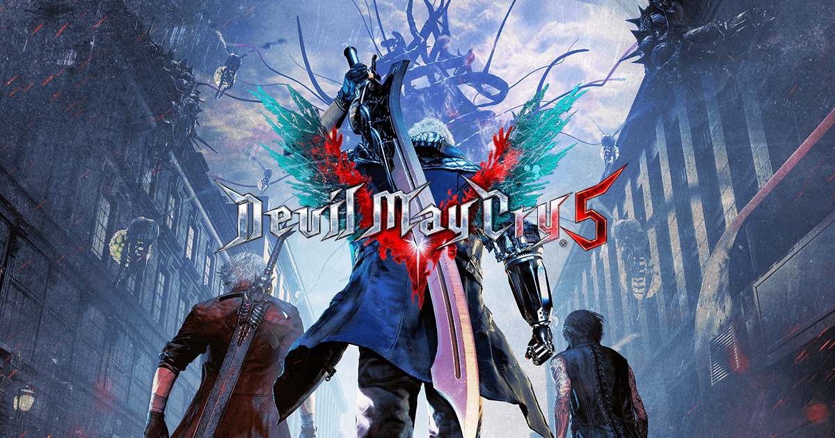 Devil May Cry 5 (PS4, Xbox, PC)