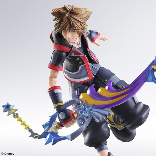 Kingdom Hearts III Play Arts Kai - Sora