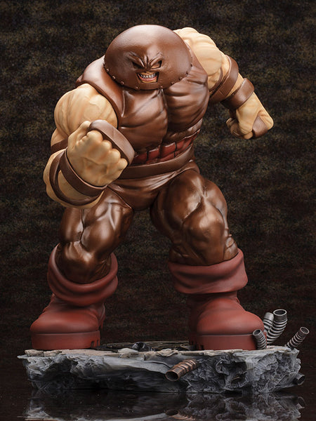 Fine Art Statue Danger Room Session - Juggernaut
