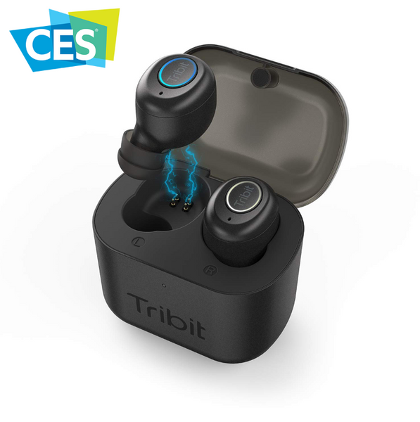 Tribit X1 True Wireless Earbuds - CES Featured Brand