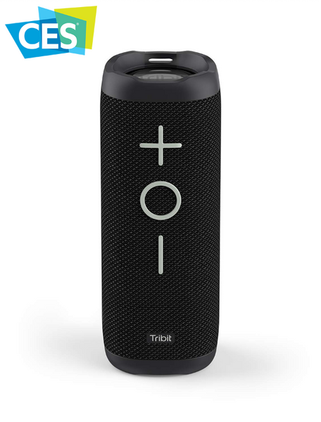 Tribit MaxBoom 360° Sound Speaker - CES Featured Brand