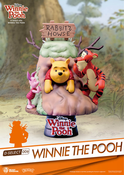 DS-006 Disney - D-Select Series (Winnie The Pooh)