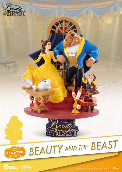 DS-011 Disney - D-Select Series (Beauty and the Beast)