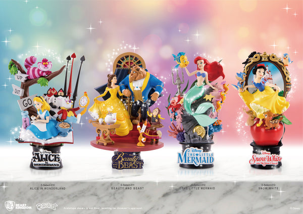 DS-010 Disney - D-Select Series (Alice in Wonderland)