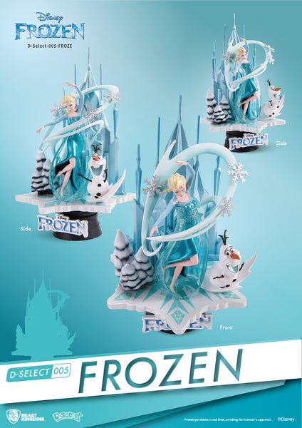 DS-005SP Disney - D-Select Series (FROZEN Special Edition)