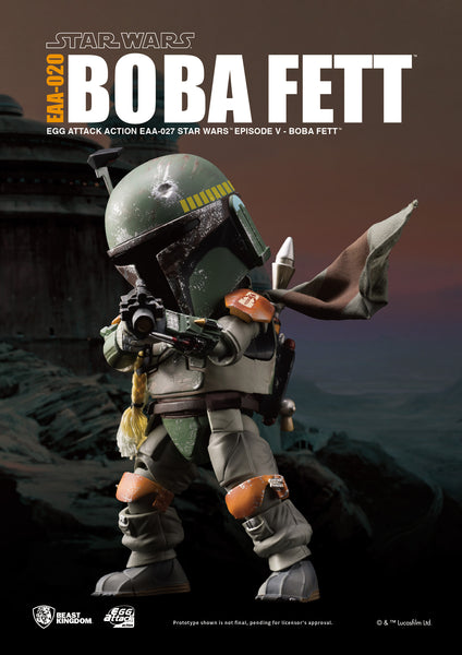 EAA-020 Star Wars Episode V: Boba Fett