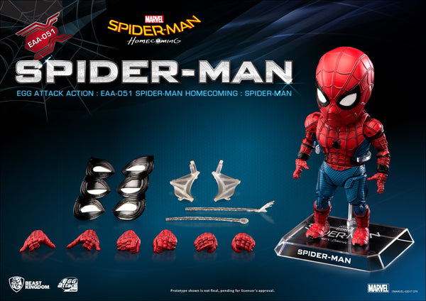 Marvel - Spider-man: Homecoming - Spider-man - Toys