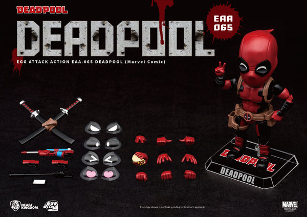 EAA-065 Deadpool (Marvel Comic)