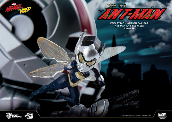 Marvel - Ant-Man And The Wasp : Ant-Man - Toys
