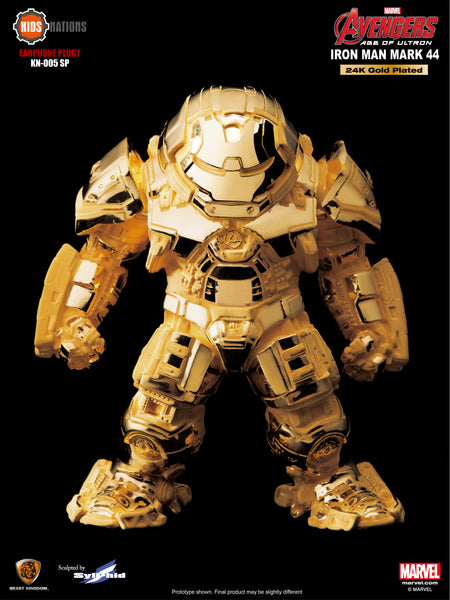KN-005 SP Avengers Age of Ultron - MK 44 24K Gold Hulkbuster