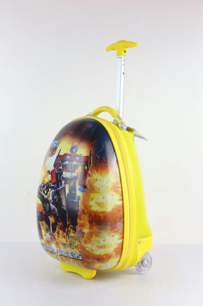 Transformers OVAL Luggage