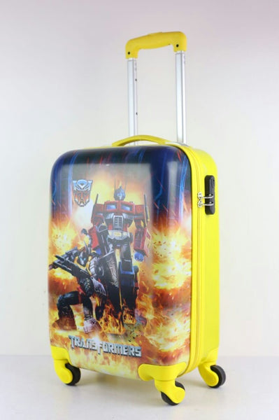 Transformers Luggage (Official Transformers Merchandise)