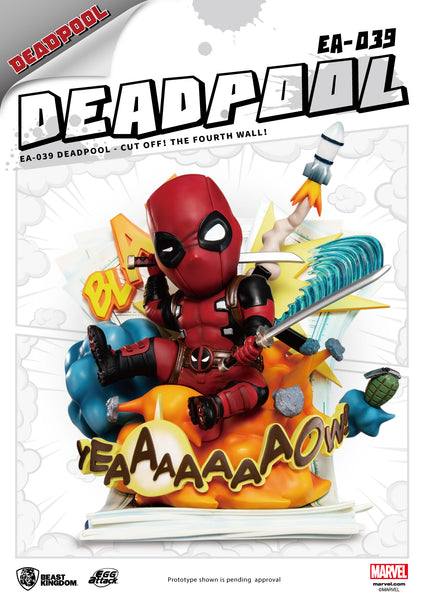 EA-039 Deadpool CUT OFF! THE FOURTH WALL!