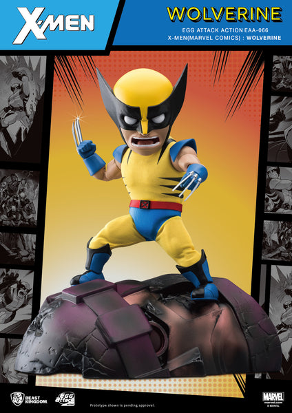 EAA-066SP X-Men Wolverine Special Edition