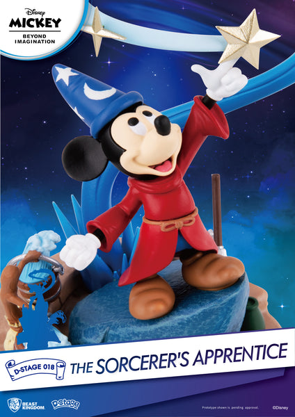 [RE-STOCK] DS-018 Disney - D-Select Series (The Sorcerer's Apprentice)
