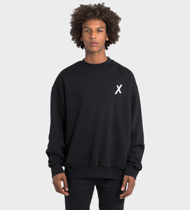 Exposed Crewneck