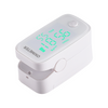 Image of Portable Oximeter with Lanyard and Batteries-Pulse Oximeter Fingertip, Blood Oxygen Saturation Monitor, Heart Rate and Fast Speed O2 Reading Oxygen Meter, Large LED Display