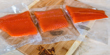 FAS #1 Coho Salmon Fillet Portions