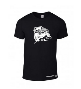 Jeep T-shirt, South African