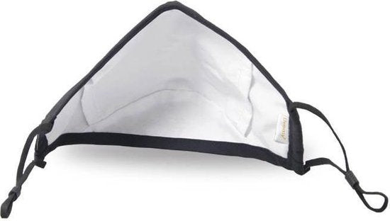 Boeremeise Windmill Face Mask - White