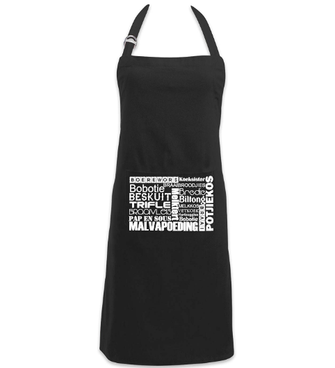 South-African Apron