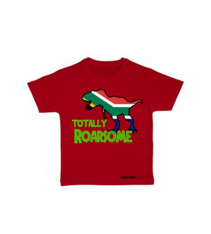 Totally Roarsome Dinosaur Flag