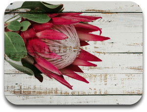 Proteas Placemat Wooden Look (one placemat)