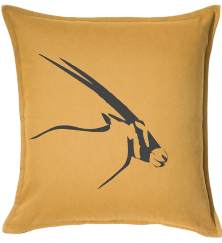 Gemsbok Cushion Cover