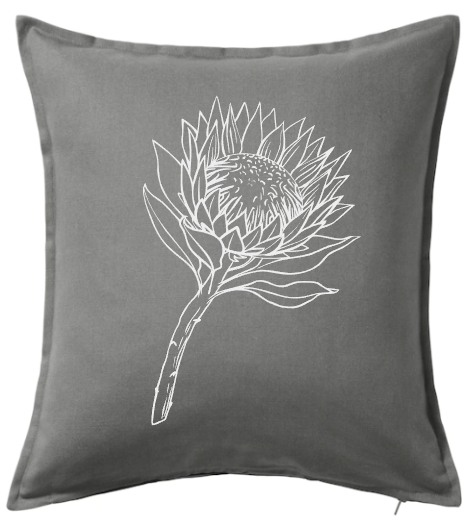 Protea Cushion Cover