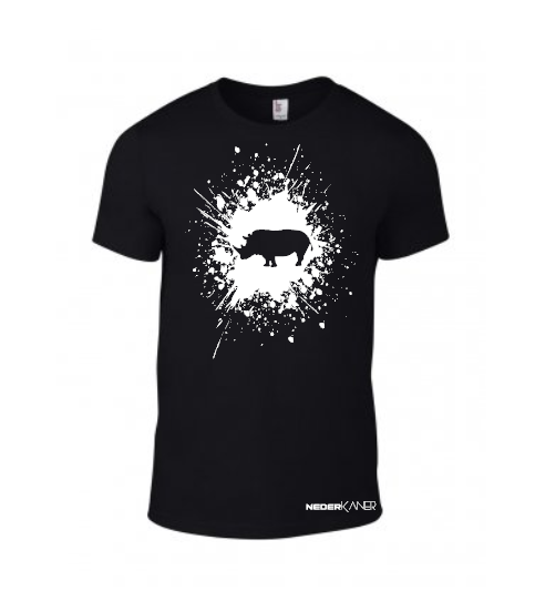 White Rhino T-shirt