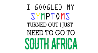 I GOOGLED My Symptoms, Turned Out I Just Need To Go To South Africa