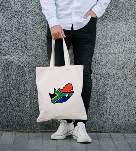 South African Tote Bag