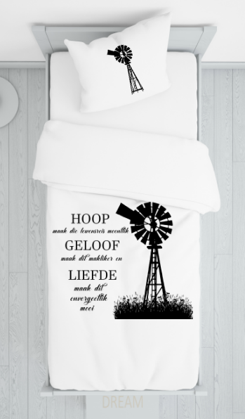 Windmill Bedcover