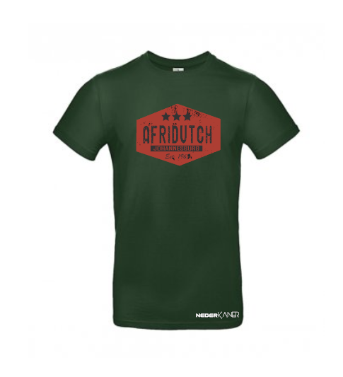 Afridutch T-shirt, South African
