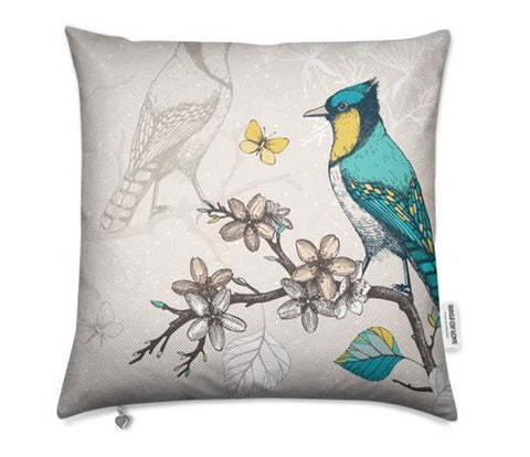 Beautiful Bird Cushion Cover
