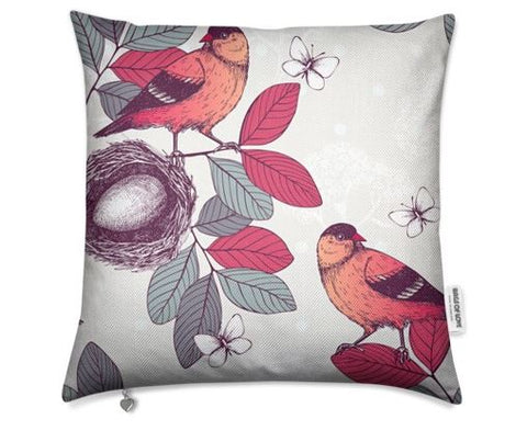 Birds Nest  Cushion Cover