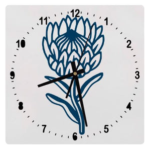 Protea Wall Clock