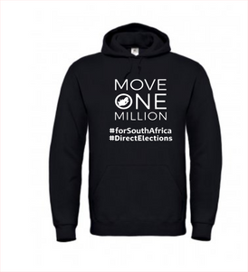 Move One Million MENS Hoodie