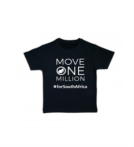 Move One Million KIDS shirt