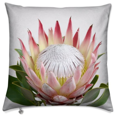 King Protea Cushion Cover
