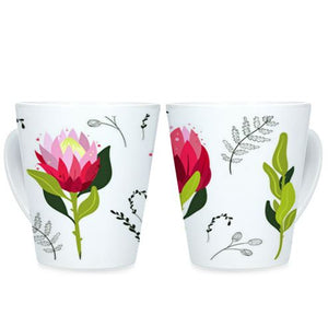 Protea - Conical Mug (1 Mug)