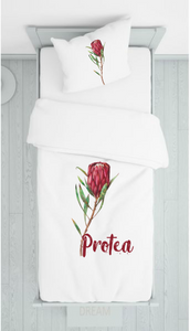 Protea Bedcover
