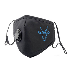 Springbok Face Mask - Blue