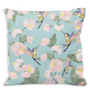 Hummingbird Cushion Cover