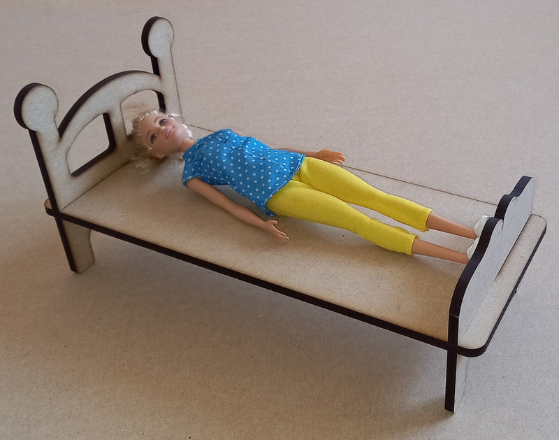 Barbie Single Bed - FleaWeb